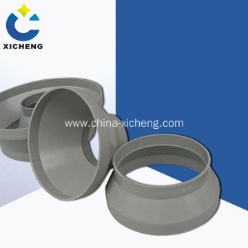 Pp plastic reducer for pipeline system