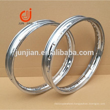 Motorcycle wheel rims Chrome plating 18'x1.85