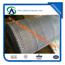 1/4inch Galvanized Square Wire Mesh From Direct Factory