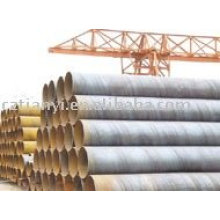 508mm*9.53mm spiral steel pipe/ASTM A252/JIS