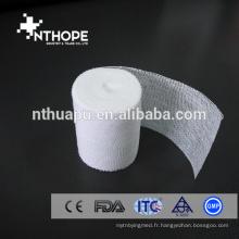 100% coton bio tissu médical textile bandage israélien