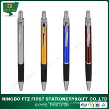 Ручка Металлическая шариковая ручка Черная ручка