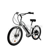 melhor bicicleta elétrica do cruzador da praia da bicicleta da areia do sller 48 volt for sale