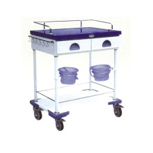 Stainless Steel Multifunction Medical Trolley