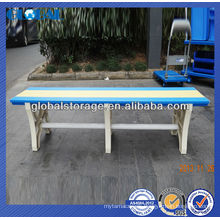 Durable Plastic Bench