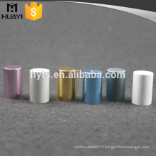 mixed colored aluminum perfume bottle cap
