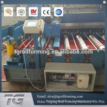 China Lieferant Dachplatte Crimpmaschine