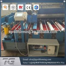 China Supplier roof sheet crimping machine