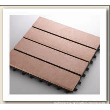 WPC Outdoor Flooring Tile/WPC DIY Tile