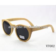 Óculos de sol personalizados de madeira feitos à mão