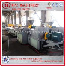 PP PE добавить дерево композитной производственной линии / Wood пластиковые композитные WPC производственной линии