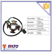 Motorcycle 4 poles magneto coil for CG125D