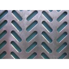 Malha de Ferro Perfurado em Folha com Boa Qualidade
