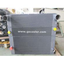 Комбинированный радиатор бок о бок для служебного автомобиля (C012)
