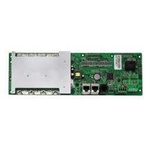 Bateria LiFePO4 do sistema de gerenciamento de bateria 15S 100A