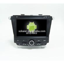 Quad core! Dvd do carro com ligação espelho / DVR / TPMS / OBD2 para 7 polegadas tela sensível ao toque quad core 4.4 sistema Android Rowwe 350