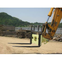 ZOOMLION lift fork, pallet fork for excavator