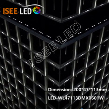 DMX RGB 6W Led Window Light