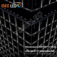 LED-Beleuchtungskörper des Architekturfensters im Freien