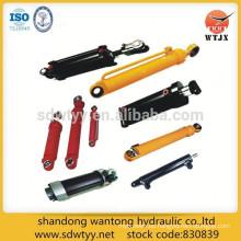 Cilindro hidráulico para la construcción