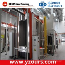 Electrostatic Powder Coating Machine/ Plant for All Metals