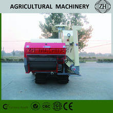 Agriculture Machinery Combine Harvester 3.0kg/s in Red