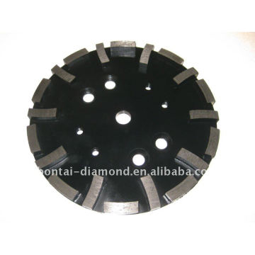 diamond cutting disc for concrete floor