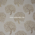 Newly Tree Design Curtain Fabric