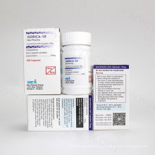 Капсула изотретиноина 10 мг для лечения акне