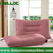 Haut élastique lavé oreiller en coton Textile à la maison