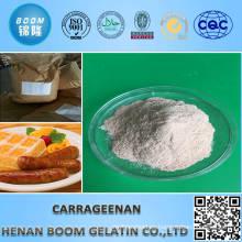 Carragenano refinado / semirrefinado Kappa / Iota para productos cárnicos, dulces, ambientadores