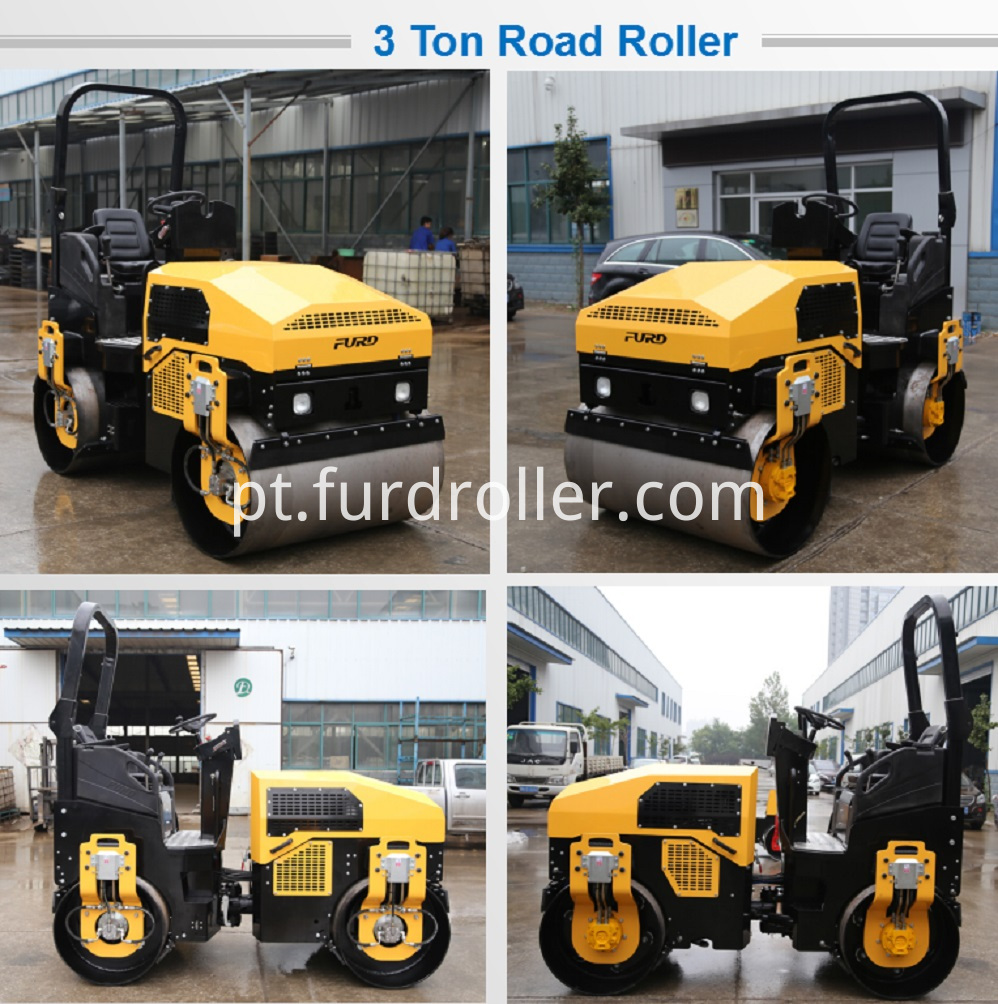 Weight Of Road Roller Compactor