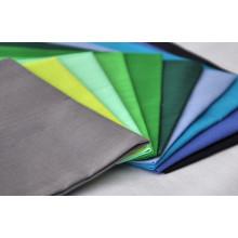T / C polyester / coton 45 * 45 teints tissu