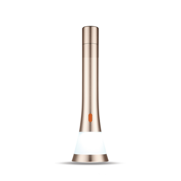 Novo Design de alta qualidade recarregável Geepas luz longa distância lanterna tocha (Mr4000)