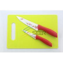 Ensemble de couteaux de cuisine sans bâton