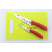 Non-Stick Color Kitchen Knife Set