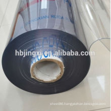 transparent soft super clear PVC Sheet/ soft pvc sheet , clear pvc sheet