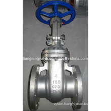 API600 150lb Gate Valve, Flanged Ends, RF
