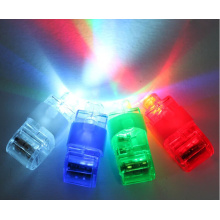 Children mini bright led finger lights for toys