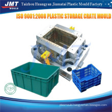 Famous brand OEM factory plastic injection fruit crate mould