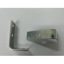 Precisão chapeada zinco do aço carbono do OEM que carimba os suportes Arc-I521