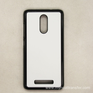 Mi series heat transfer blank cell phone cases