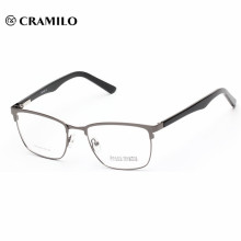 china wholesale french metal optical frames copper frame eyeglasses