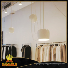 High Quality Clothing Shop Pendant Lamp Modern