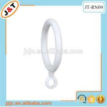 Plastikvorhangringe, 60mm Vorhangringe, Vorhangösenring