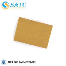 Esponja de lixamento da qualidade de SATC 3m, esponja abrasiva, bloco de lixamento da esponja