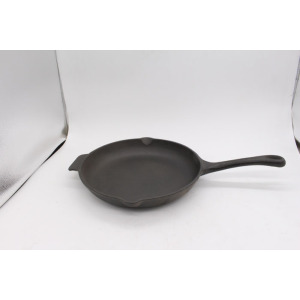 Cast Iron Skillet With Logo Design