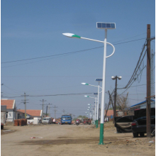 China Cheap price for Integrated Solar Street Light 60W Solar street light export to Norway Manufacturer