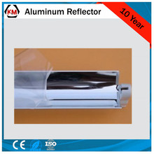Best quality and factory for China Fluorescent Light Shade,Reflective Light Shade,Aluminum Reflector Shade Supplier t8 reflector material aluminum reflector export to Italy Wholesale