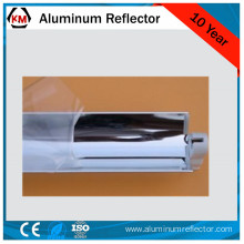 replace fluorescent light cover aluminum reflector